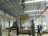 Secondhand used machine 400ton  press machine installation work in Thailand