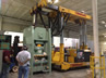 New 150t Press; Transport and Installation work in America