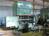 New 200t Press : Delivery and Installation work